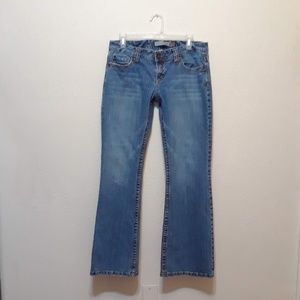 Hailey Skinny Flare Jeans by Aeropostale size 9/10